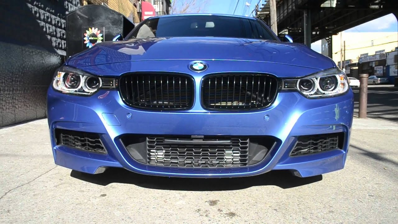 Bmw F30 Front Automatic Retractable Plate Frame By