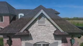 Brava Tile - Green Oaks, installed by CRC Cedar Roofing Company