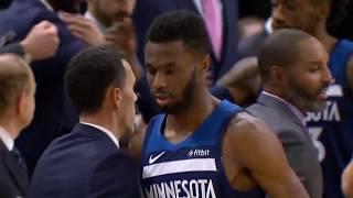 Minnesota Timberwolves vs. San Antonio Spurs | November 13, 2019