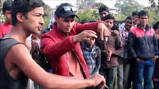 Nepal's Got Talent: Funny  Magician at lakeside Pokhara