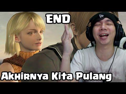 Akhirnya Kita Pulang - Resident Evil 4 Indonesia (END)
