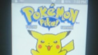 Pokemon Yellow Part 1 Back To Kanto For The Finale Time