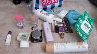 August & September 2014 Empties! Thumbnail