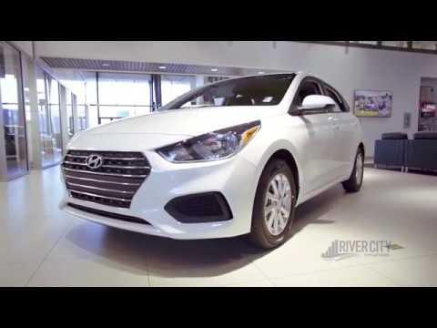 2019 Hyundai Accent Hatchback | Hyundai Edmonton