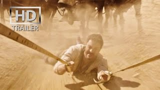 Ben Hur | official trailer #1 US (2016) Jack Huston Timur Bekmambetov