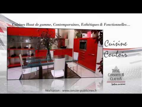 showroom cuisine haut de gamme sucy en brie youtube. Black Bedroom Furniture Sets. Home Design Ideas