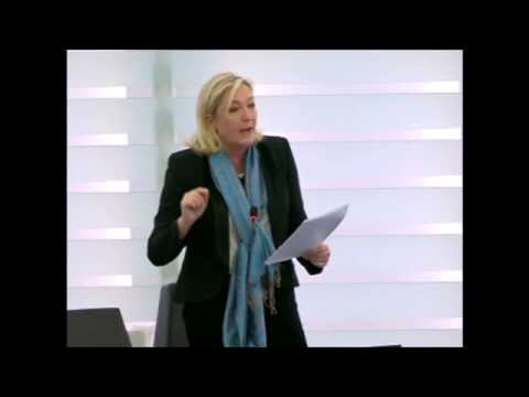 Marine LE PEN - Financing, management and monitoring of the CAP -European Agricultural... 20-11-2013