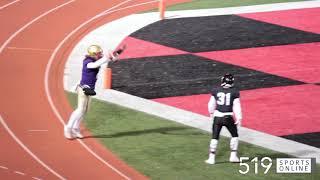 District 10 Football - St. James Lions vs Guelph Centennial Spartans
