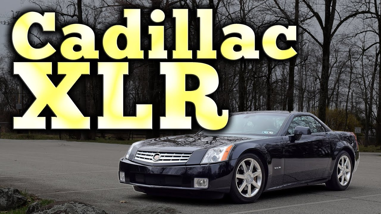 2005 cadillac xlr regular car reviews youtube rh youtube com Audio XLR Wiring-Diagram XLR to TRS Wiring-Diagram
