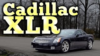 2005 Cadillac XLR: Regular Car Reviews