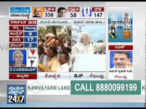 Narendra Modi's victory speech:after result of Election 2014 - News bulletin 16 May 14