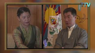 Exclusive interview: Dr. Lobsang Sangay completes one year of his second consecutive term