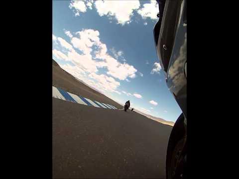2 warm up laps at Reno fernley raceway