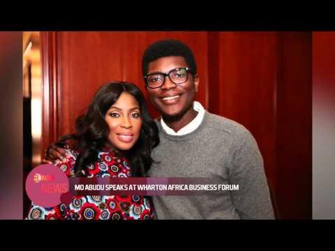 MO ABUDU SPEAK AT WHARTON AFRICA BUSINESS FORUM - EL NOW News