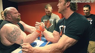 WAL 502 after pulling | ARM WRESTLING 2019