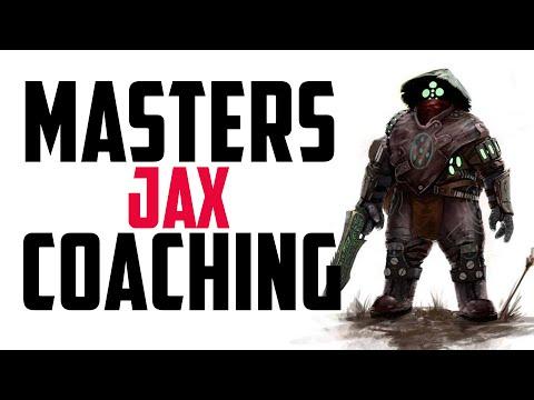 Masters Coaching – Jax Top