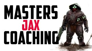 Masters Coaching #2 - Jax Top