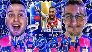FIFA 19: TOTS 96 HAKIM ZIYECH