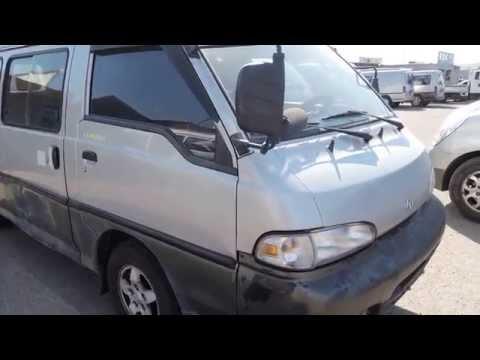 Hyundai Grace Korean used car sales in website [www.ssancar.com]