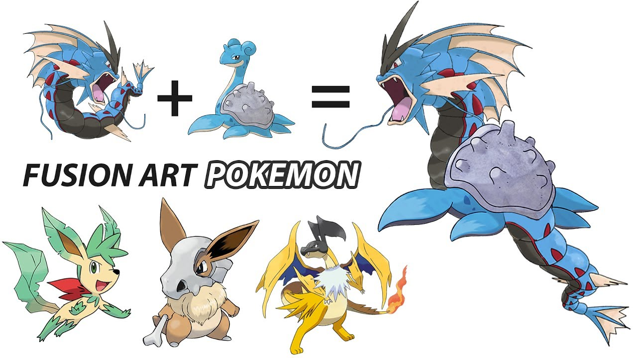 Fan requests 18 mega gyarados lapras fusion pokemon evolutions that you wish existed - Pokemon tortank mega evolution ...