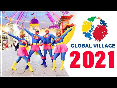 Global Village Dubai 2020 | Dubai Shopping festival 2020 |Global Village 25th celebrations