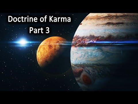 Doctrine of Karma - part 3: Sanchita, Prarabdha & Kriyamana Karma