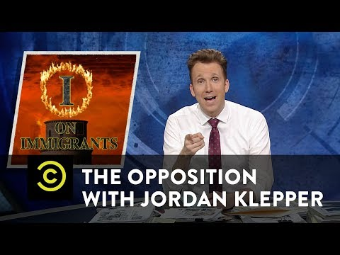 I On Immigration: DACA & Trump's In-Laws - The Opposition W/ Jordan Klepper