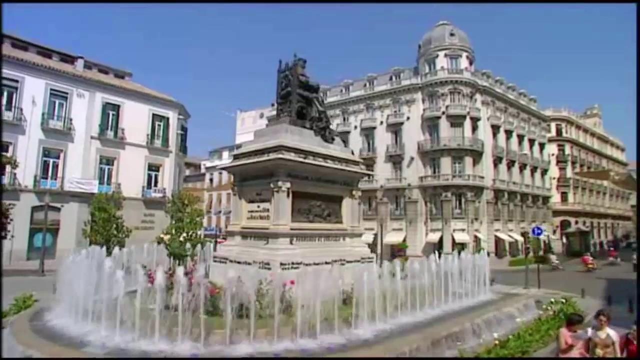 Granada la ciudad m s bonita de espa a youtube for La casa de granada en madrid