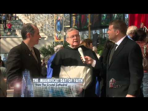 Interview with Father Michael Morris | The Magnificat Day of Faith
