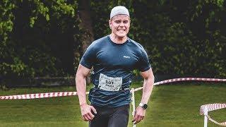 I trained 40 days for my first sprint triathlon.