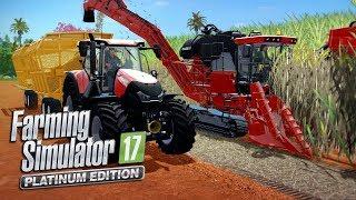 Farming Simulator 17 Platinum Edition | Gamescom Trailer Overview