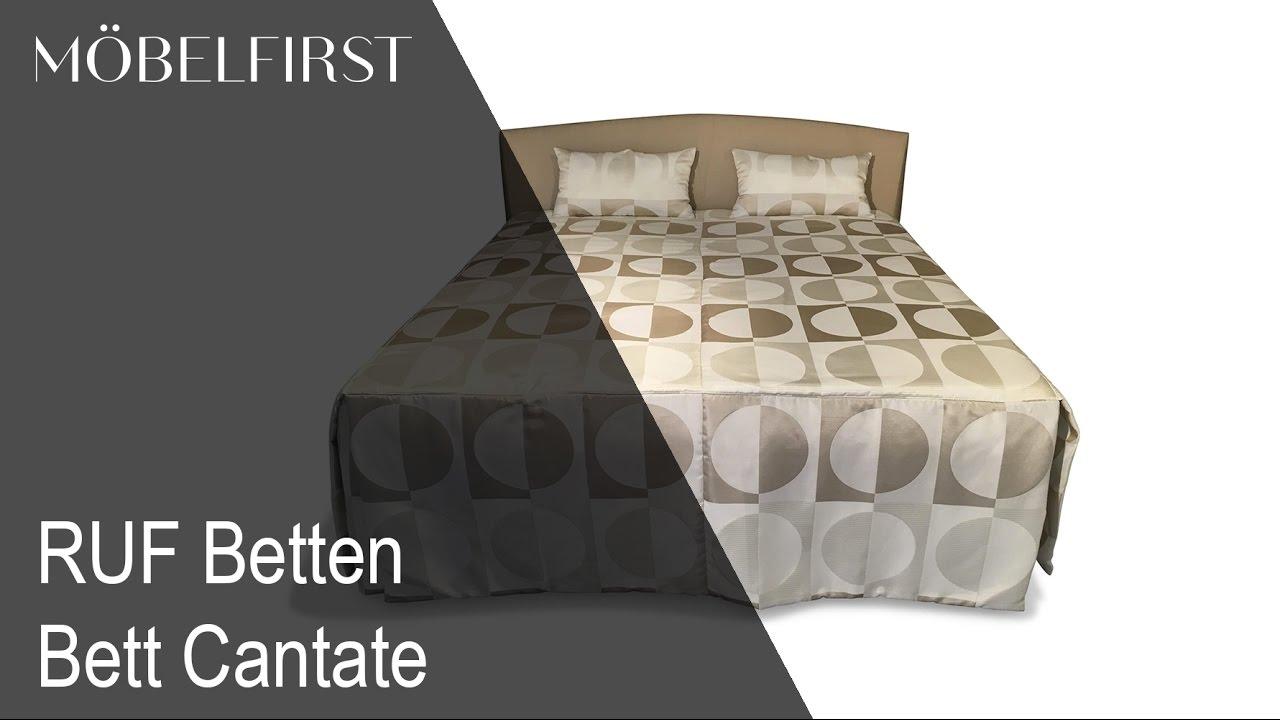 Designermobel Bett Cantate Von Ruf Betten Mobelfirst Prasentiert