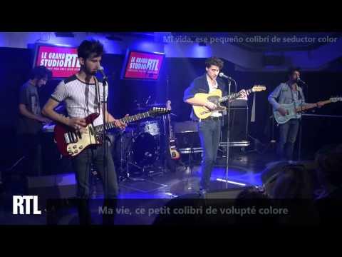 HD MV ESP SUB + Paroles BB Brunes  Lala Love You