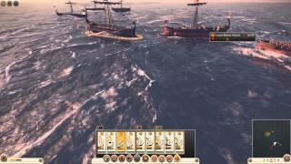 Total War: ROME II – Naval Warfare