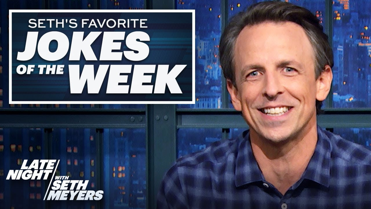 Seth's Favorite Jokes of the Week: Trump Claims Election Win, COVID-19 Vaccine