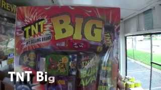 TNT Fireworks - Big Timer Assortment