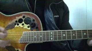 無謀にもギター1本でこの曲を弾いてみました。ふきのとうファンの方だけ...
