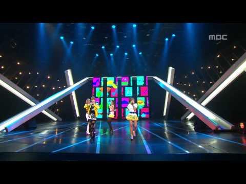 Jewelry - Back it up(Remix), 쥬얼리 - 벡 잇 업, Music Core 20110219