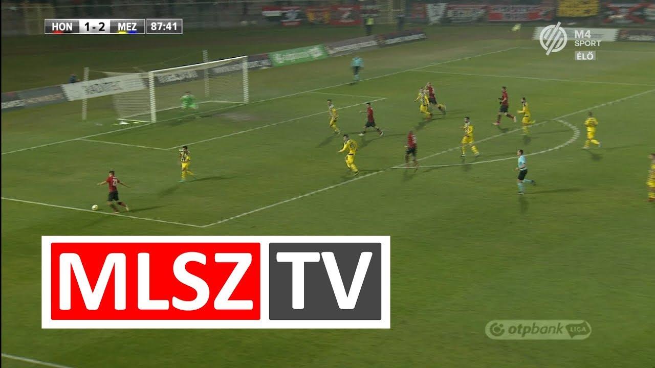 Budapest Honvéd - Mezőkövesd Zsóry FC | 1-2 | OTP Bank Liga | 17. forduló | MLSZTV