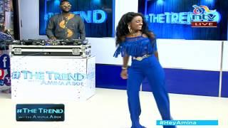 Vanessa Mdee performs 'Cash Madame'