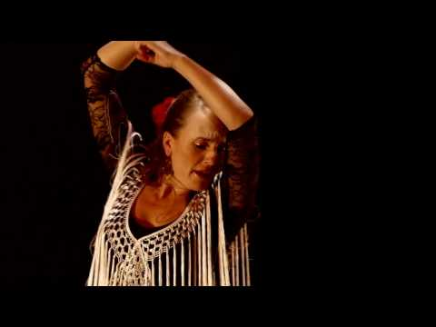 "Mozaico Flamenco's ""Cuadro  2016"": Katalina Cruz with Vicente Griego"