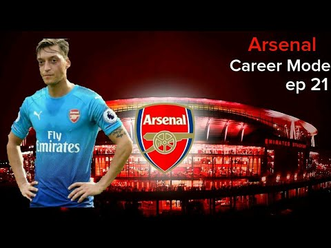 Football Manager 17 Arsenal career mode ep 21    poor form