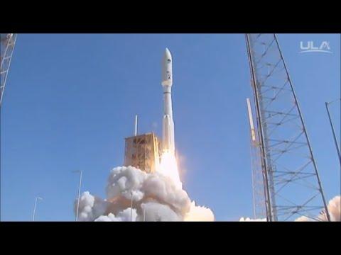 Atlas V/MUOS-5 launch (6/24/2016)