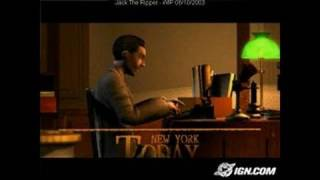 Jack the Ripper (2004) PC Games Gameplay_2004_01_14_1