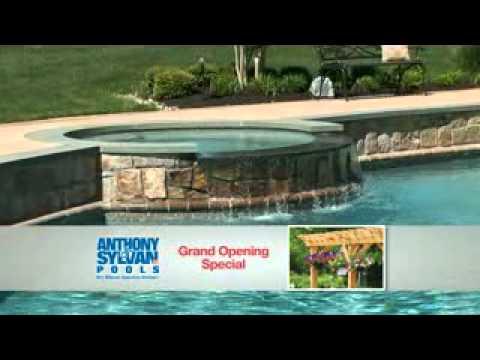 Swimming pools in San Antonio, Texas - Anthony & Sylvan Pools