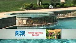 Swimming pools in San Antonio, Texas - Anthony & Sylvan Pools