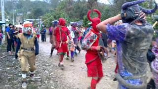 Pisaflores - Carnaval 2014