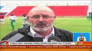 Harambee Stars ina matumaini ya kuandikisha ushindi dhiidi ya Ethiopia