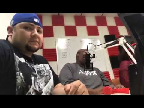 vegas big rob at radio station las vegas Tha Royalty Radio show