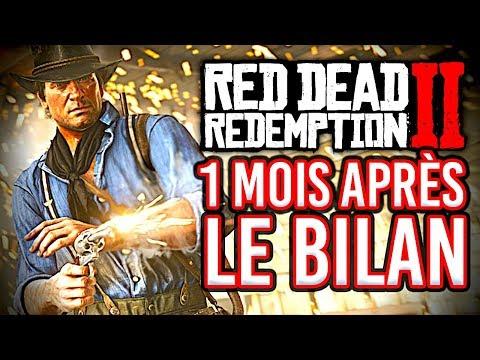 Red Dead Redemption 2, le GRAND BILAN 🔥
